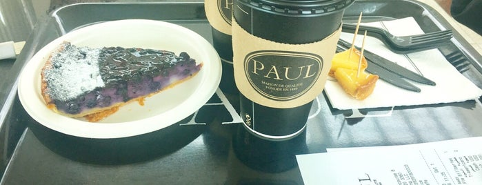 Paul Cafe is one of Lieux qui ont plu à Nora.
