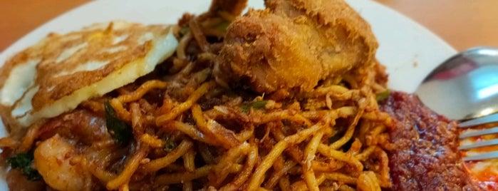 Hajah Maimunah Restaurant is one of Locais curtidos por Arie.