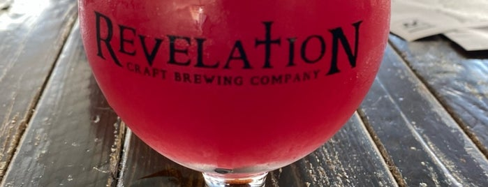 Revelation Craft Brewing Company is one of Delaware & Outskirts Breweries.