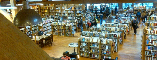 Elliott Bay Book Company is one of Lost in Seattle.
