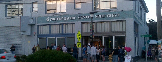 Photographic Center Northwest is one of Seattle.