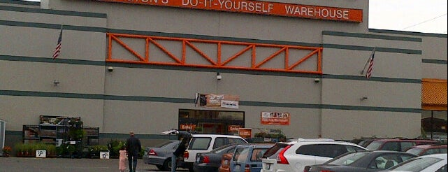 The Home Depot is one of Posti che sono piaciuti a Drew.