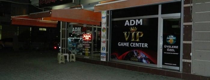 Adm İnternet is one of Tempat yang Disukai Niyazi.