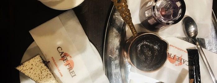 Cafe Frei is one of Posti che sono piaciuti a Cristi.