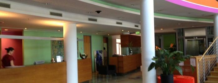 Amadeo Hotel Schaffenrath is one of özdemir'in Beğendiği Mekanlar.