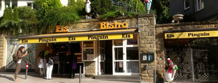 Pinguin is one of Germany.
