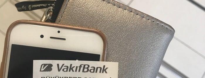 Vakıflar Bankası Genel Müdürlük Ek Hizmet Binası is one of emresahin'in Kaydettiği Mekanlar.