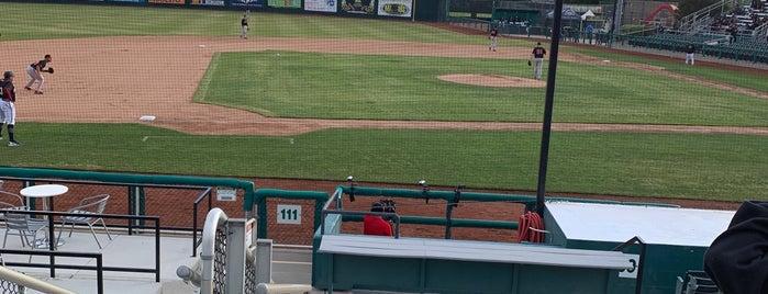 John Thurman Field is one of Minor League Ballparks.