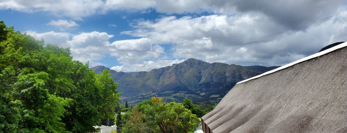 Le Franschoek - Hotel & Spa is one of Gorgeous made easy.