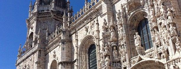 Mosteiro dos Jerónimos is one of 101 coisas para fazer em Lisboa antes de morrer.