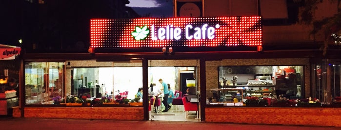 Lelie Cafe & Bistro is one of Tempat yang Disimpan Fatih.