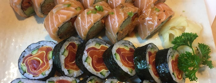 Oita Sushi is one of Manhattan To-Do's (Above 34th Street).