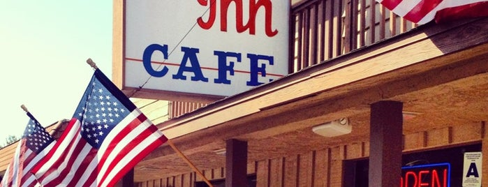 Swing Inn Cafe is one of SD Lunch.
