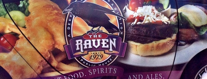 Raven Neighbourhood Pub is one of North Shore.
