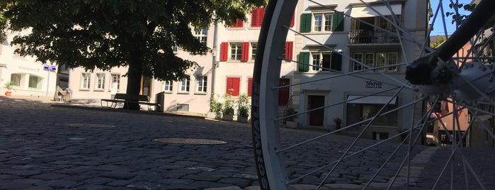St. Peterhofstatt is one of Zurich.