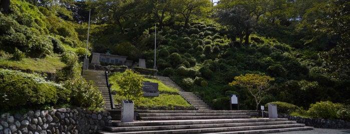 下田公園 is one of 伊豆.