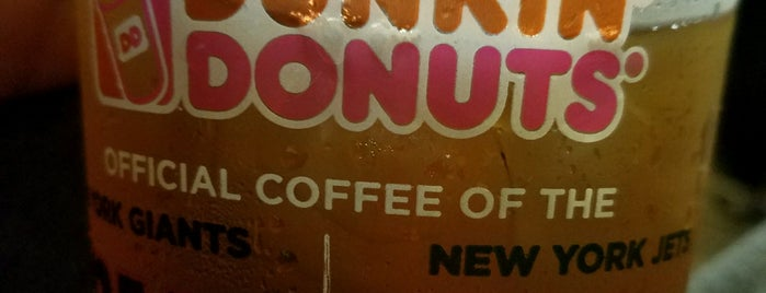 Dunkin' is one of Posti che sono piaciuti a Jason.