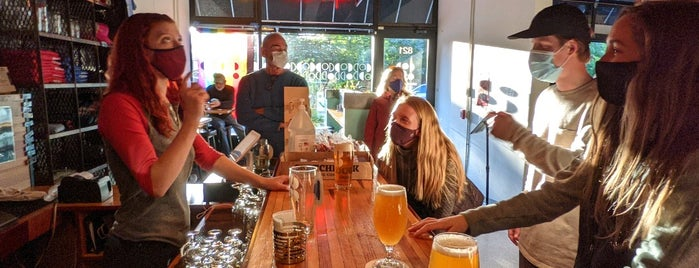Sketchbook Brewing Co. is one of Chicago.