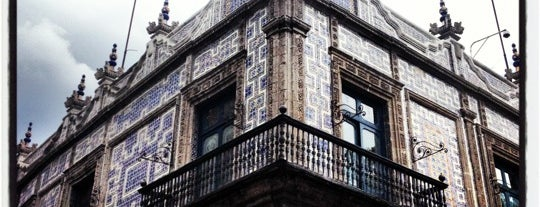 Sanborns Madero (Casa De Los Azulejos) is one of Places in Mexico City.