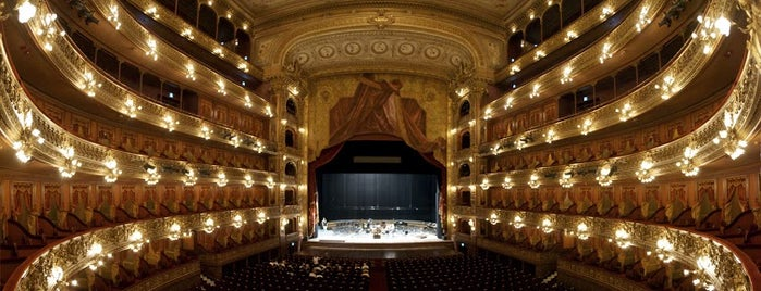 Teatro Colón is one of Teatros de Buenos Aires.