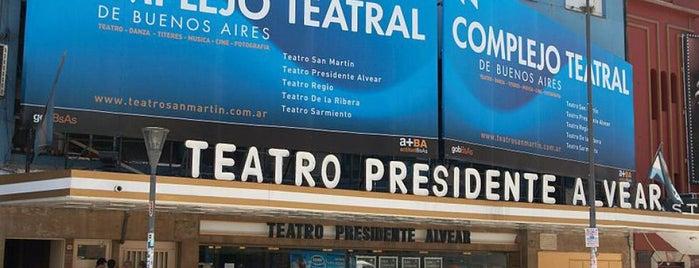 Teatro Alvear is one of Teatros de Buenos Aires.