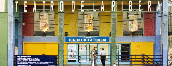 Teatro De La Ribera is one of Lugares favoritos de Any.