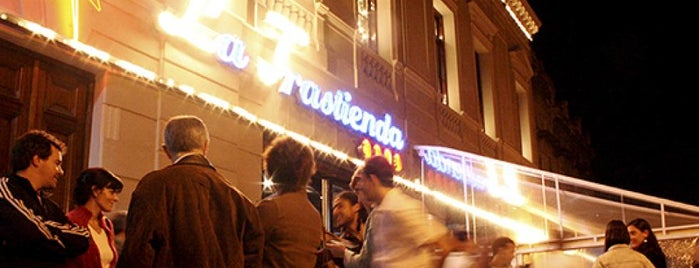 La Trastienda Club is one of Teatros de Buenos Aires.