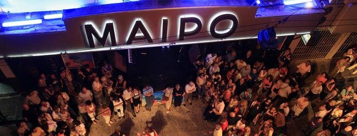 Teatro Maipo is one of Teatros de Buenos Aires.