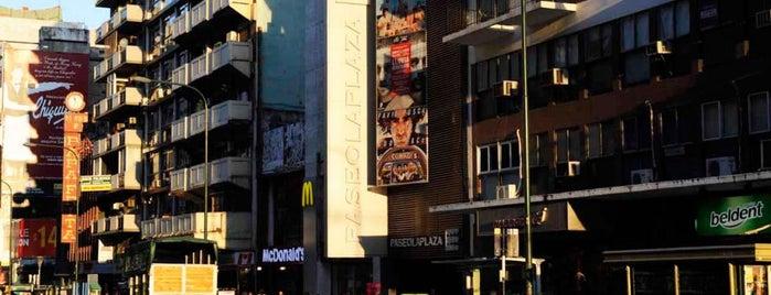Paseo La Plaza is one of Teatros de Buenos Aires.