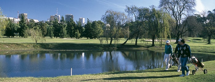 Campo Municipal de Golf is one of Deportes en Buenos Aires.