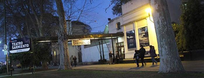 Teatro Sarmiento is one of Teatros de Buenos Aires.