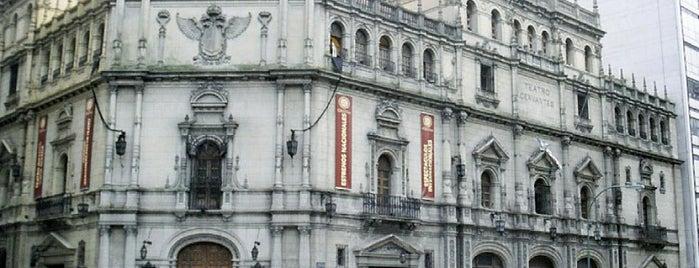 Teatro Nacional Cervantes is one of Teatros de Buenos Aires.