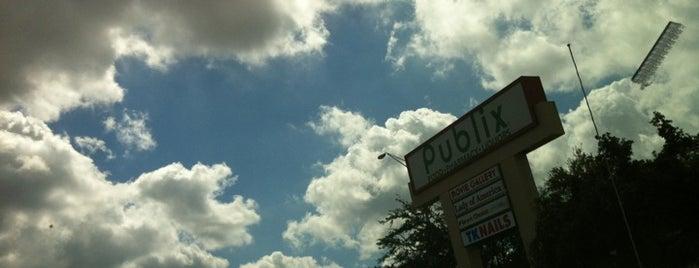 Publix is one of Tempat yang Disukai Daniel.
