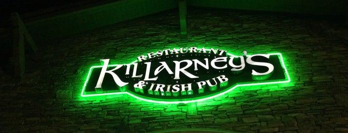 Killarney's Restaurant & Irish Pub is one of Scott'un Kaydettiği Mekanlar.