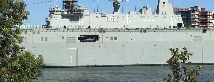 Fleet Steps is one of Australia - Sydney.