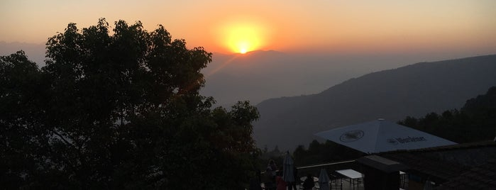Nagarkot Tower is one of Nepal.