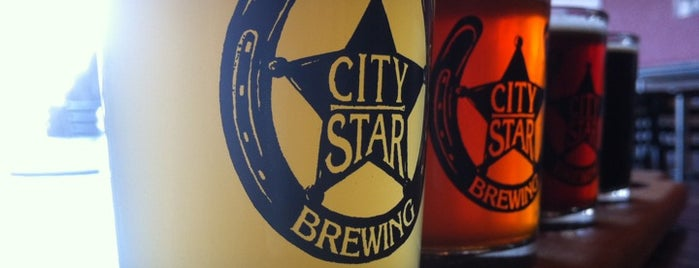 City Star Brewing is one of Colorado Breweries.
