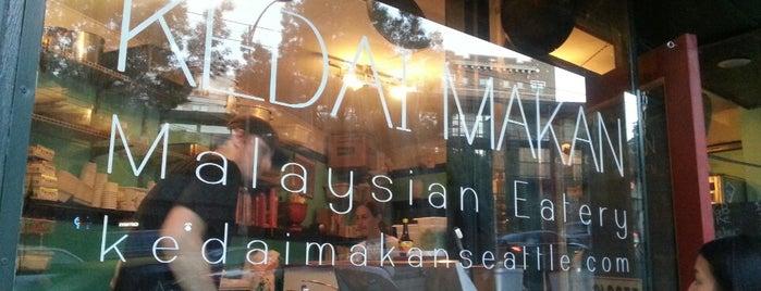 Kedai Makan is one of seattle.