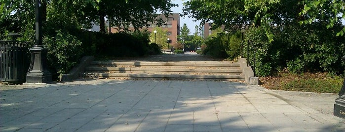 Cal Anderson Park is one of Been Here.