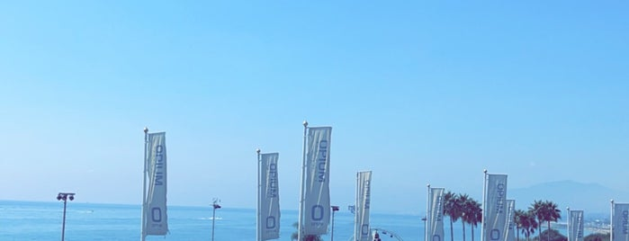 Opium Beach Club is one of Marbella.
