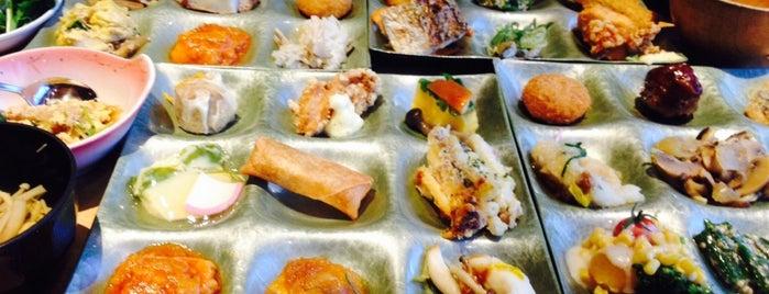 自然食ビュッフェ 大地の贈り物 is one of Tokyo.
