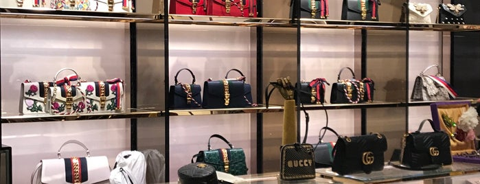 Gucci is one of Berlin shopping.