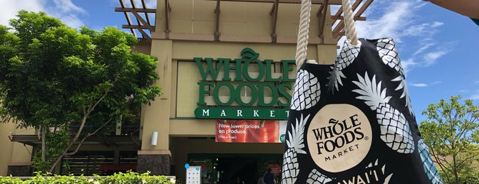 Whole Foods Market is one of Orte, die Myasha gefallen.