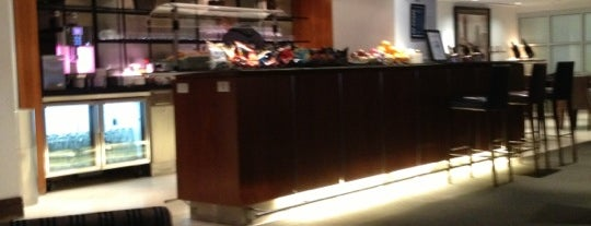 British Airways First Lounge is one of Places to Enjoy a Tiger Beer!.