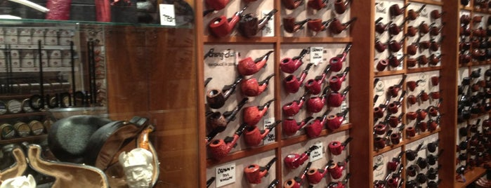 The Danish Pipe Shop Aps. is one of Copenhagen.
