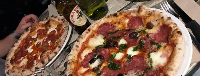 D.O.C. Pizza & Mozzarella Bar is one of Tempat yang Disukai David.