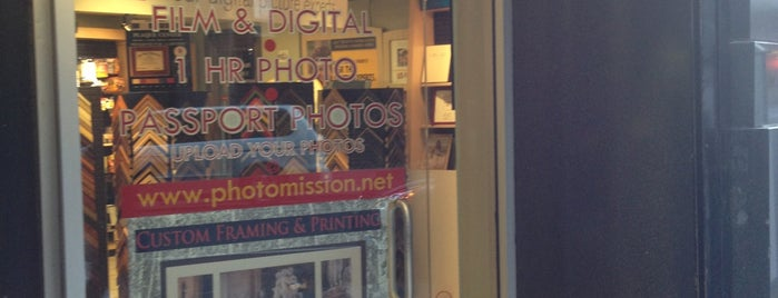 Photo Mission LTD is one of New York III.