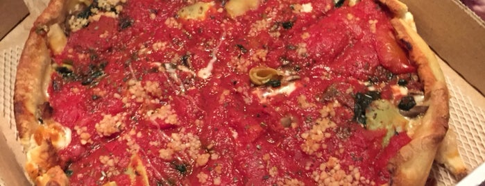Chicago's Finest Pizza is one of Places to go!.
