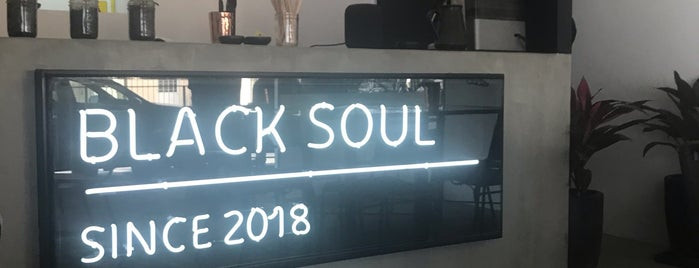 Black Soul is one of Eri's 2018.