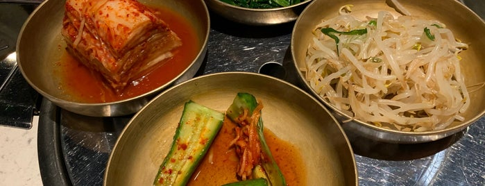 Myung Ga is one of Legit Asian Places in London.